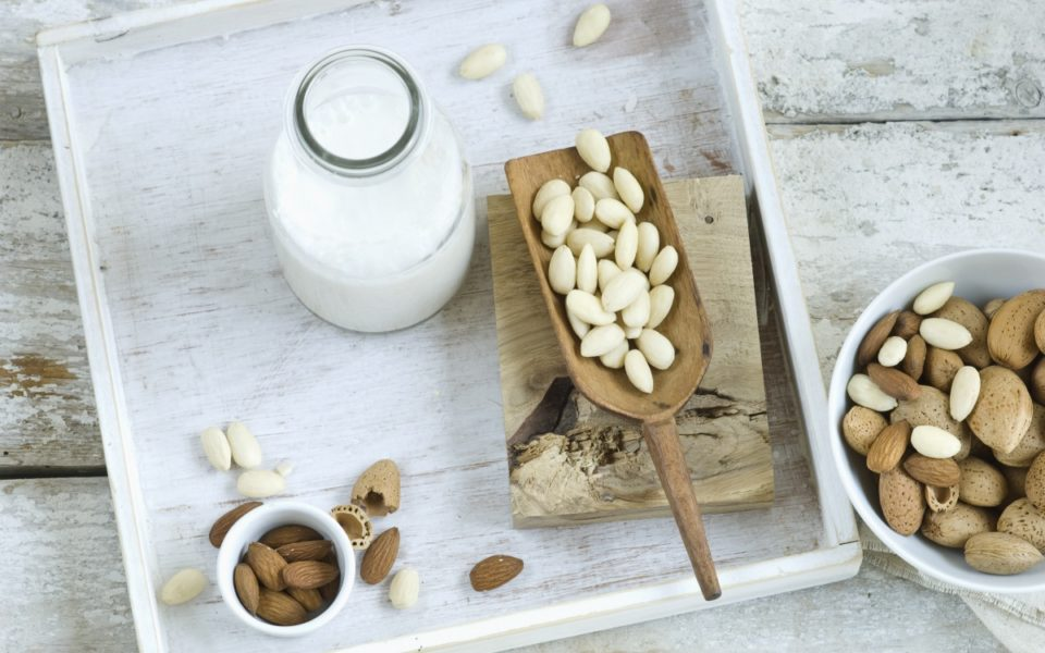Our Obsession With Nut Milk May Be Depriving Us Of Calcium photo