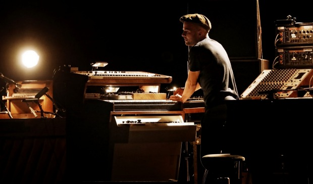 Nils Frahm Is A Serious Musical Showman photo