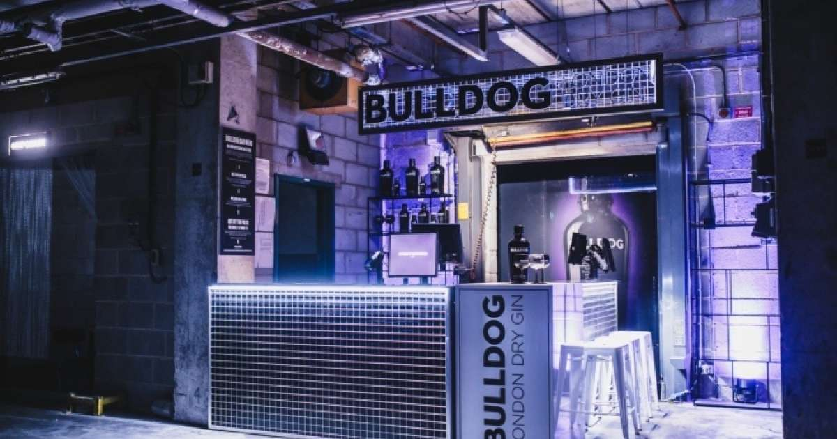 Bulldog Gin Is Opening A Bar At London's Printworks photo