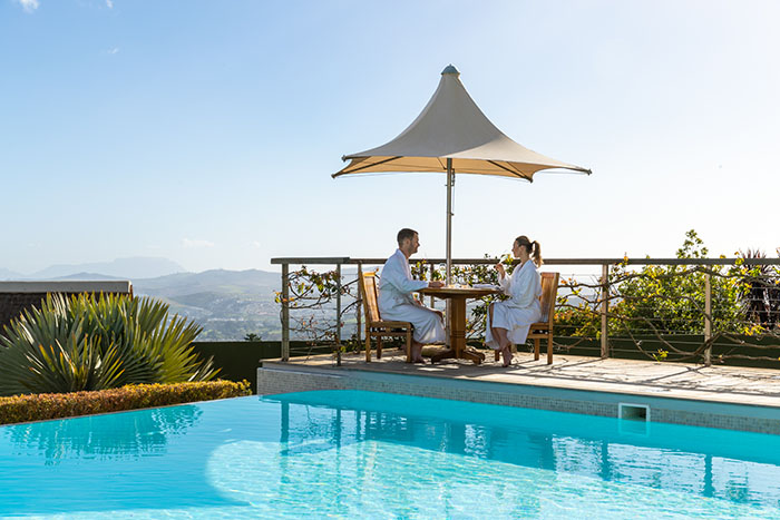 Relax And Rejuvenate At Delaire Graaf Spa photo