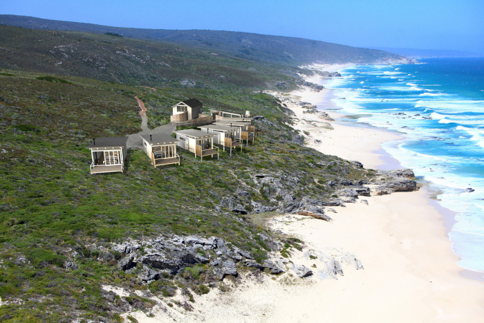 Lavish New Beach Lodge Opens In De Hoop Nature Reserve photo