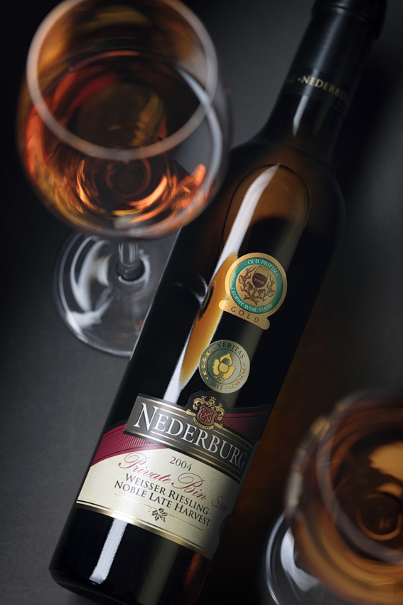 Nederburg Weisser Riesling Noble Late Harvest Wins Six Nations Wine Challenge Trophy photo