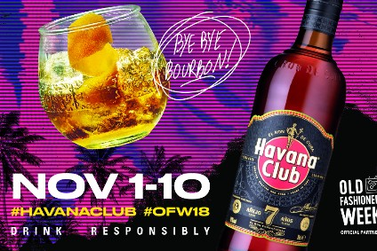 Pernod Ricard To Build Havana Club Rum  Profile During Old Fashioned Week photo