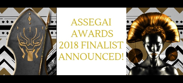 2018 Assegai Awards Finalists photo