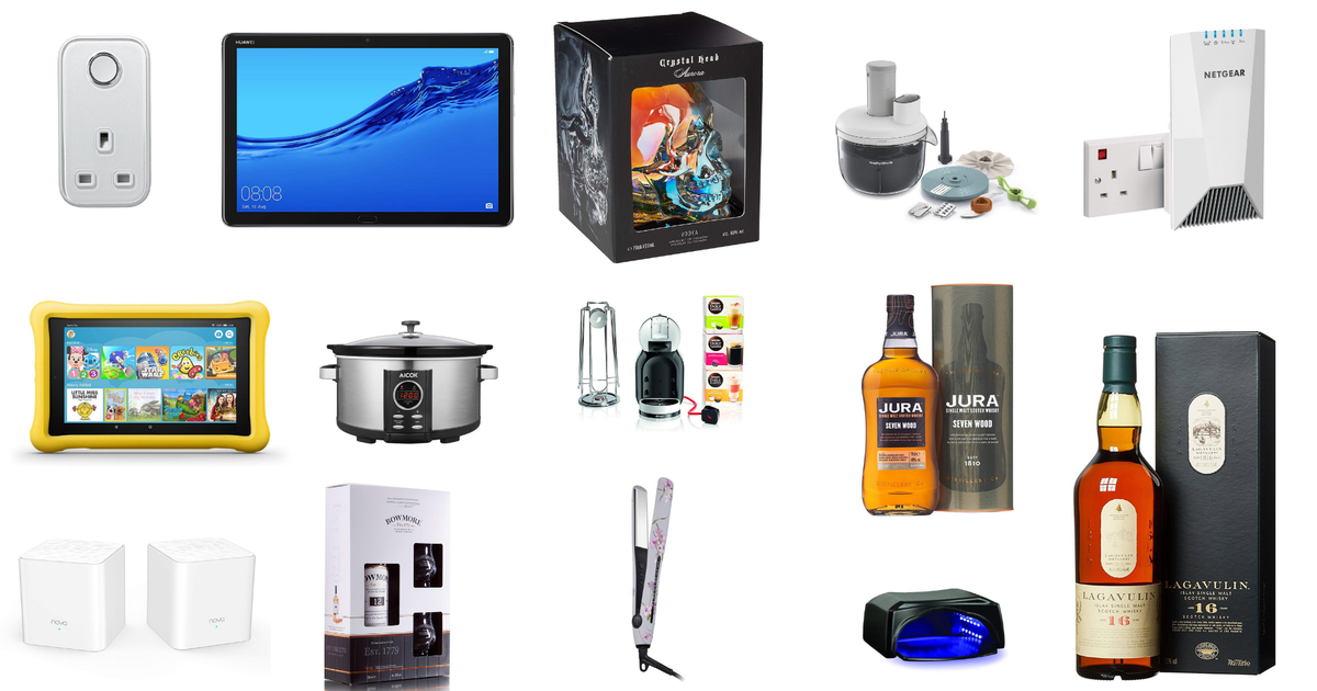 The Best Uk Deals For Thursday: Amazon Devices, Lagavulin Whisky, NescafÉ Coffee Machines, And More photo
