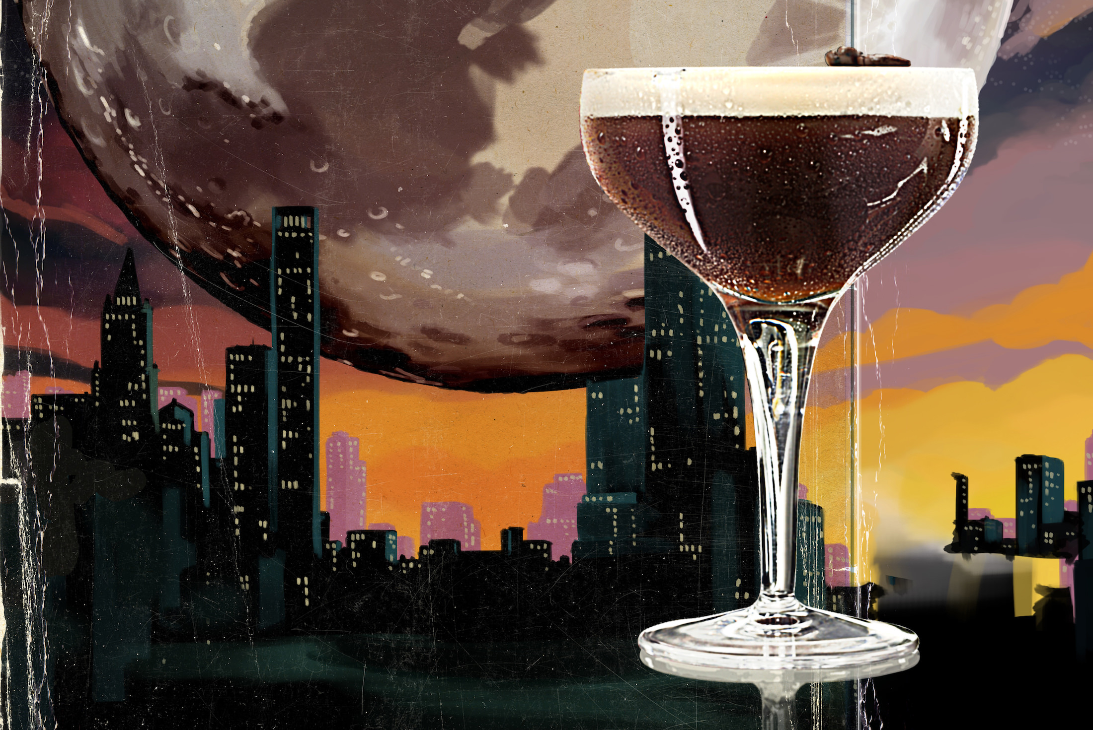 Get To Know The Espresso Martini photo