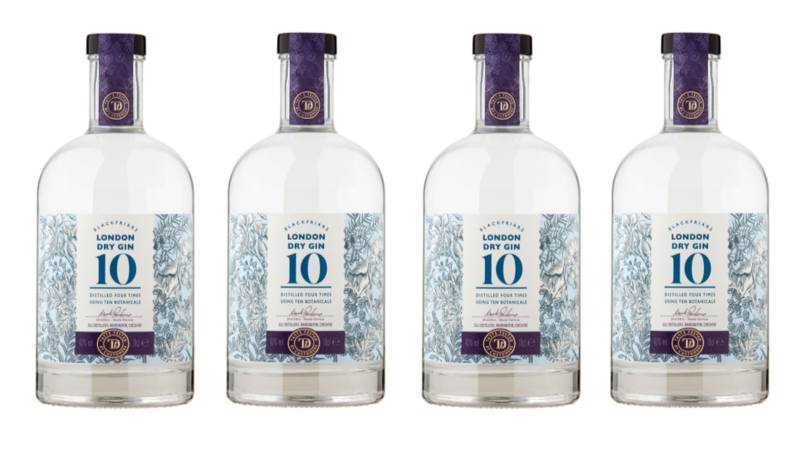 Sainsbury's Own Brand £16 Gin Beat Tanqueray, Beefeater And Gordon's In Taste Test photo