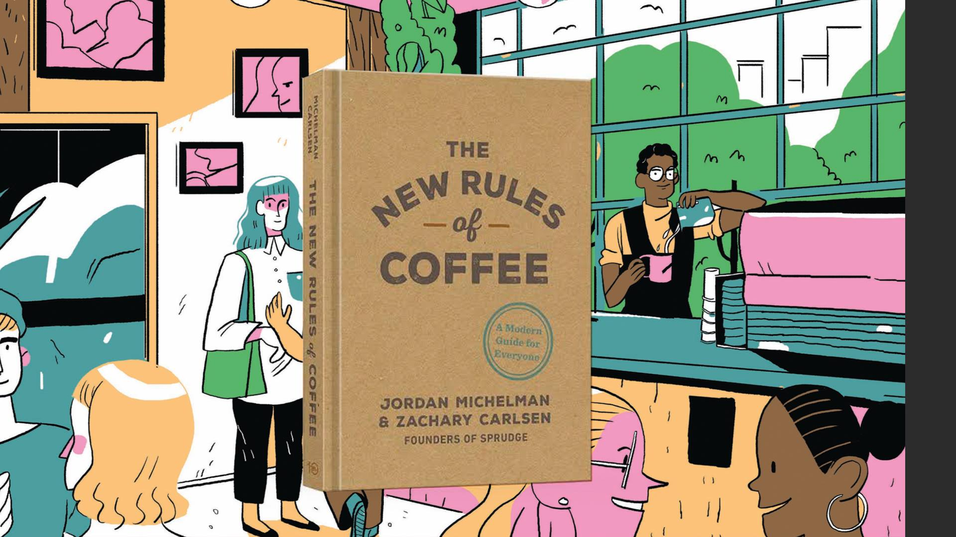 The New Rules Of Coffee East Coast Book Tour! photo
