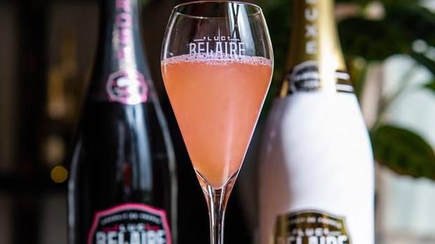 Watch: Diamond Platnumz Shows Off His Bartending Skills With Belaire Sparkling Wine photo