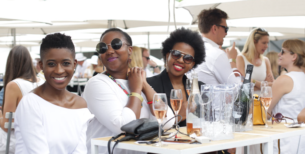 The Franschhoek Cap Classique & Champagne Festival 2018 photo