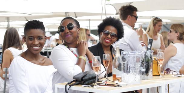 The Franschhoek Cap Classique & Champagne Festival 2018 photo