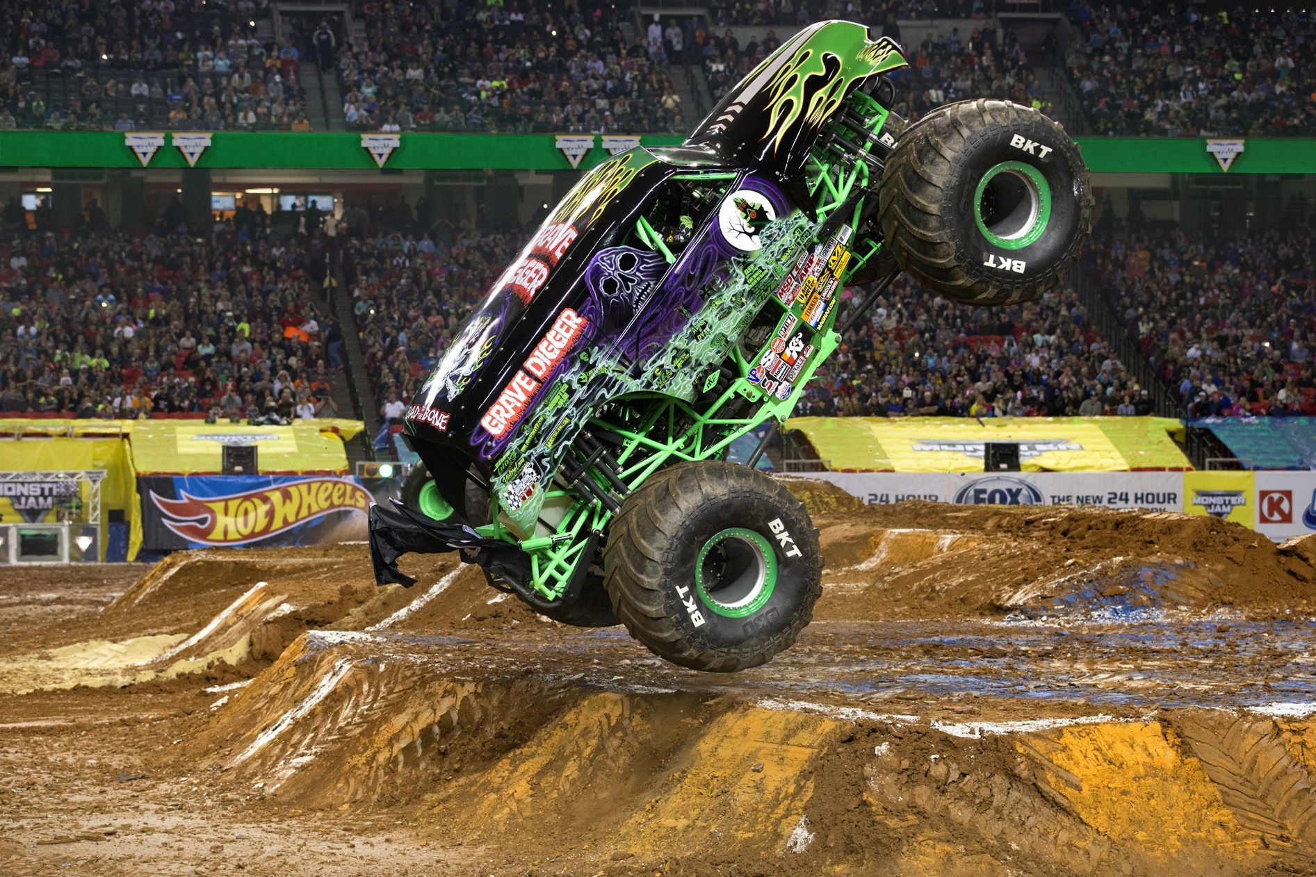 Monster Jam Comes To South Africa In 2019 photo
