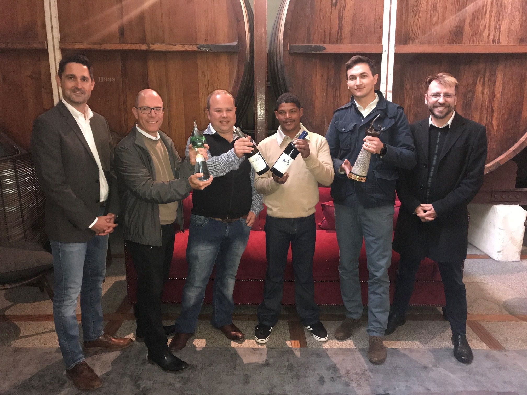 Babylonstoren, Boland Cellar Awarded Top Spot At Paarl Wine Challenge 2018 photo