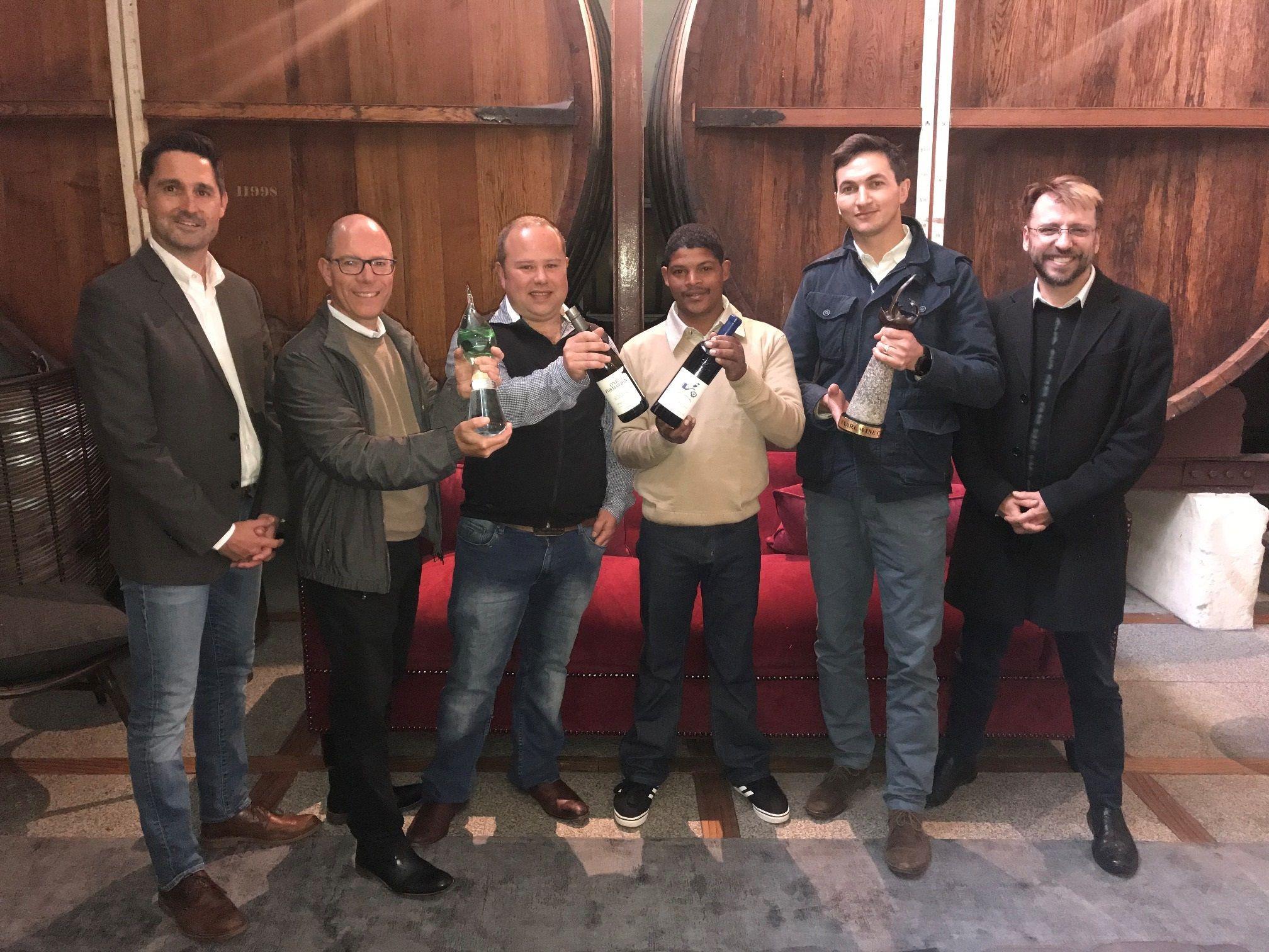Babylonstoren, Boland Cellar Awarded Top Spot At Paarl Wine Challenge 2018 photo