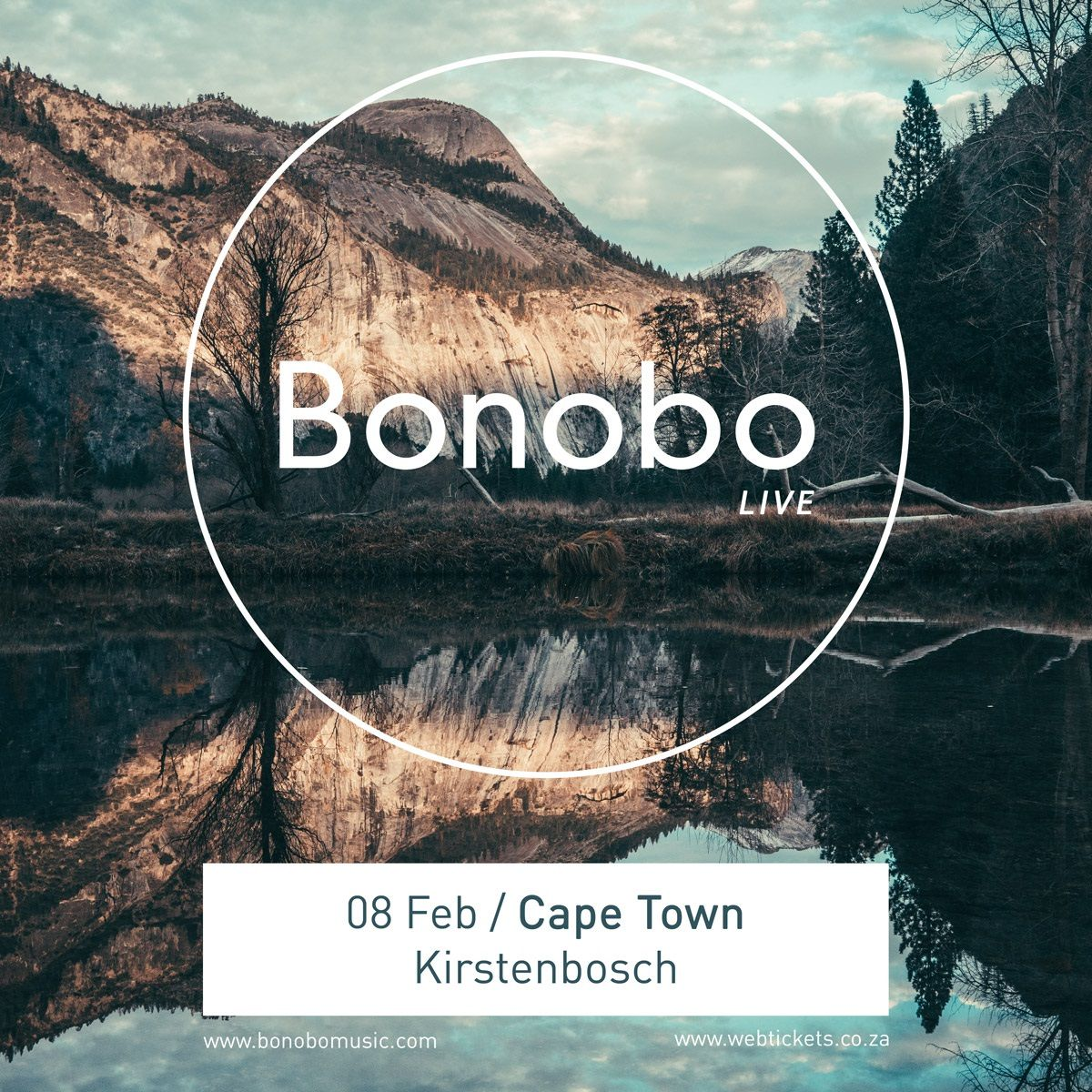 Bonobo Live With 8 Piece Band To Perform At Kirstenbosch photo