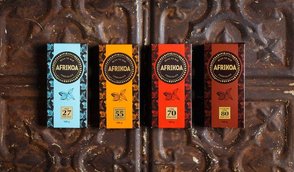 Sa Chocolate Brand Afrikoa Gets Global Nod For Great Taste photo