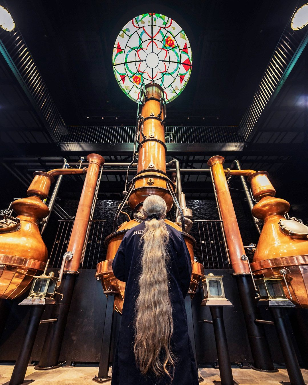 $17m Hendrick's Gin Palace Unveiled In Scotland photo