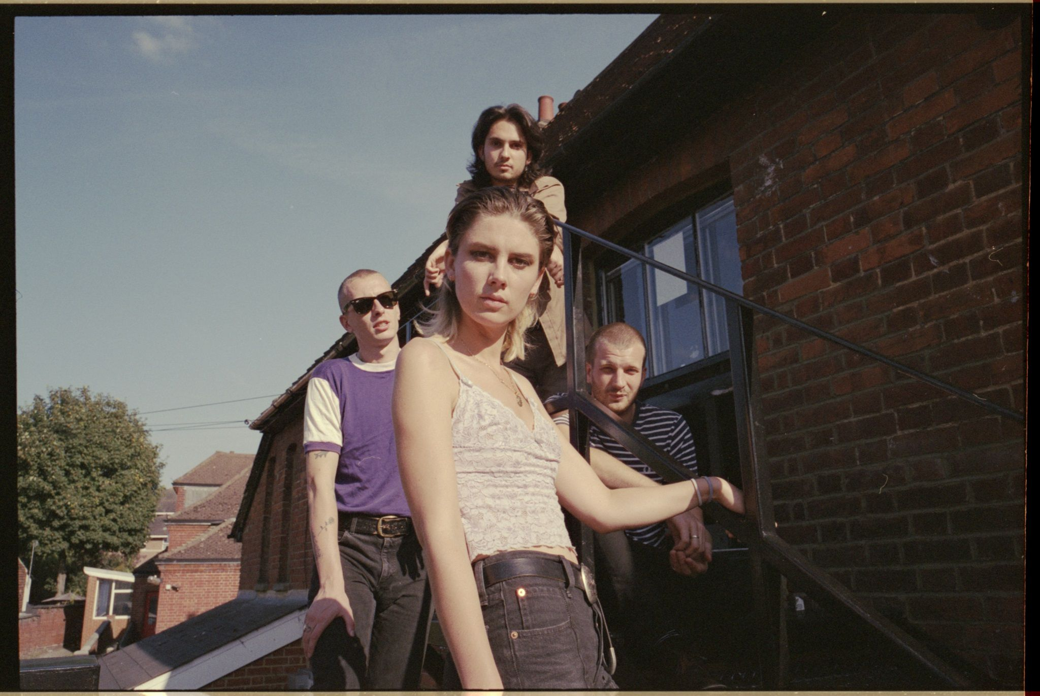 Wolf Alice Chats Rocking The Daises And Gardens photo