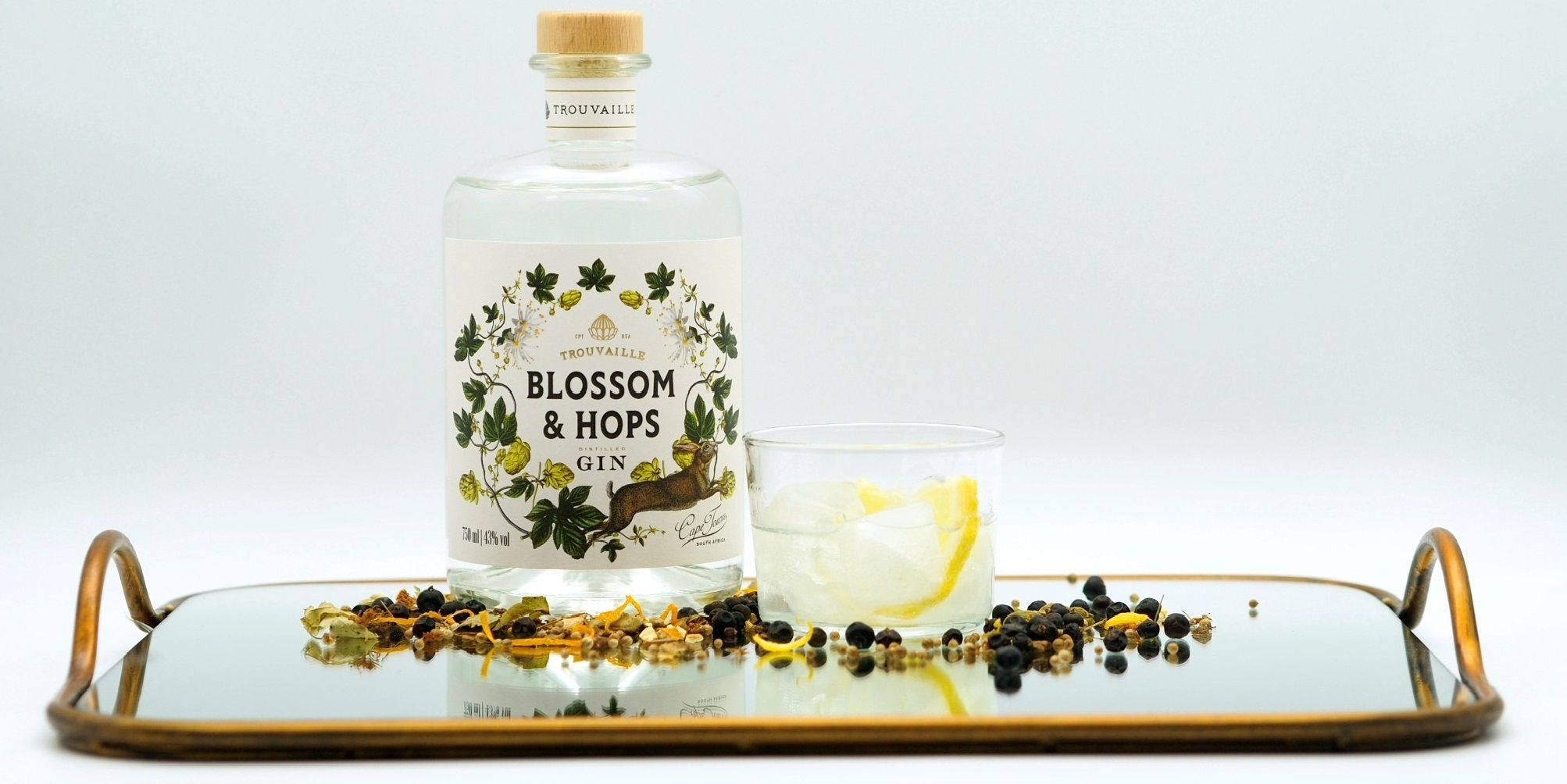 Meet The Maker: Blossom And Hops Gin photo