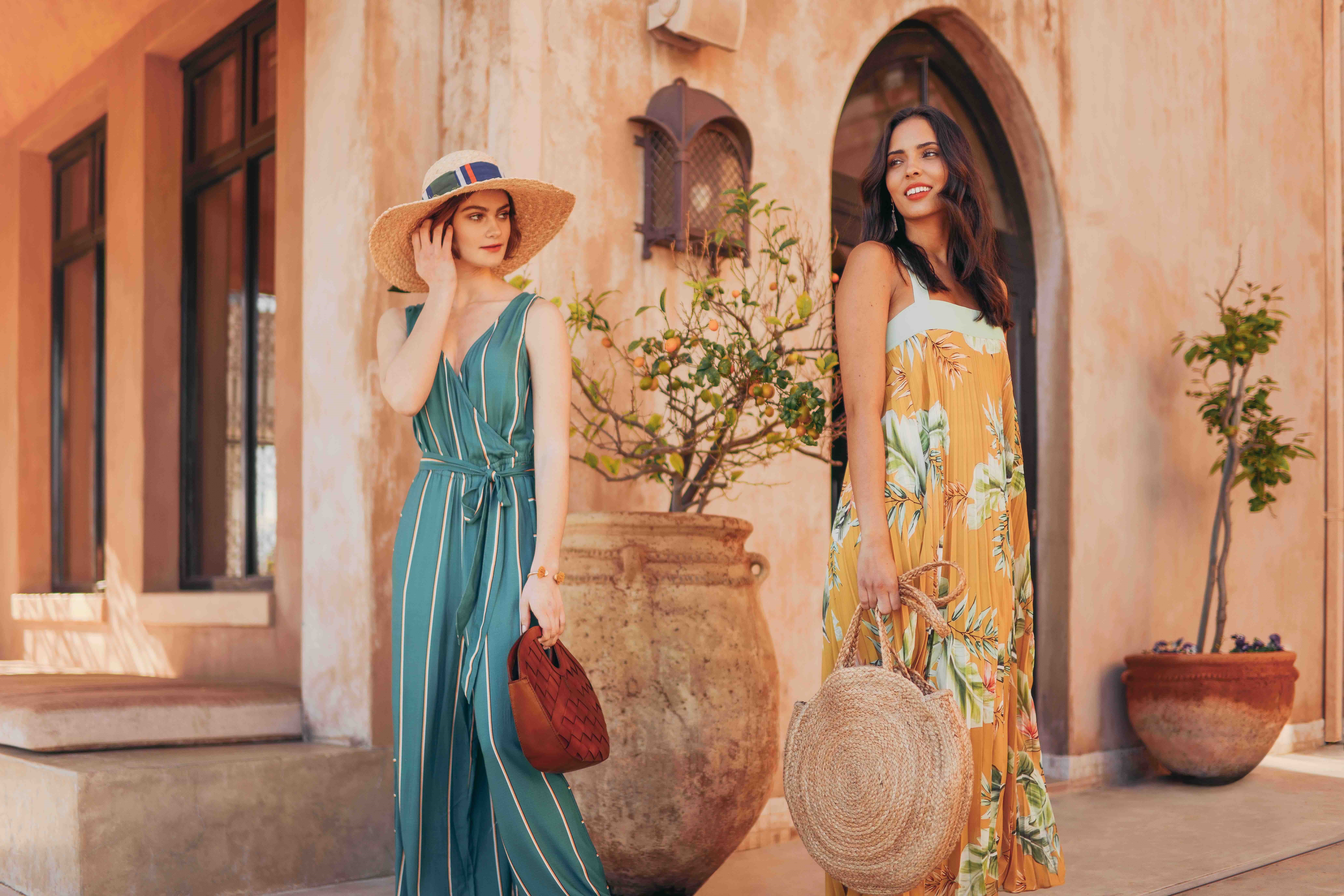 Poetry's Ss19 Collection Inspires Far-flung Journeys And Romantic Escapes photo