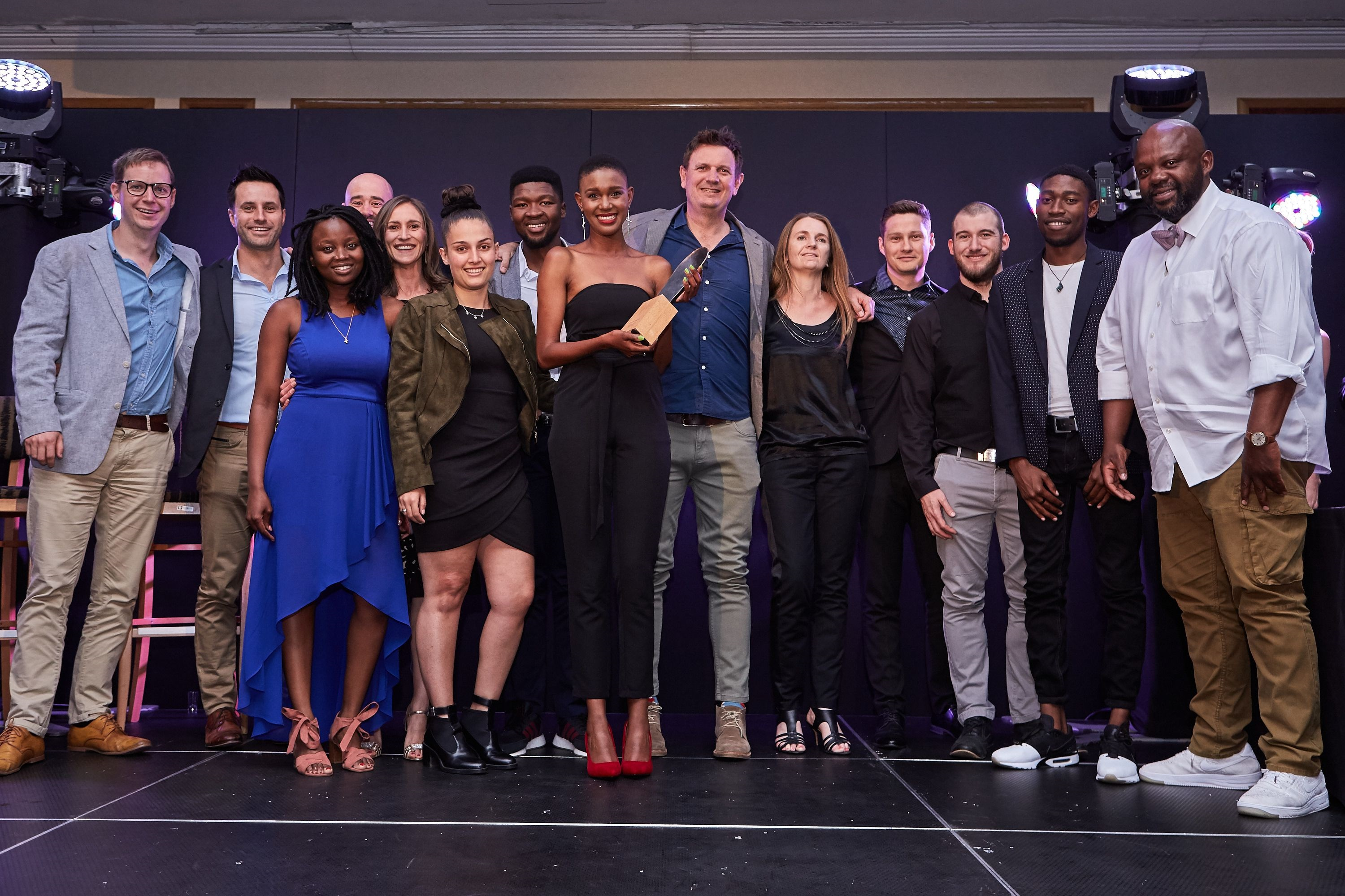 Coca-cola And Playmakers Win Roger Garlick Award At The 2018 Amasa Awards photo