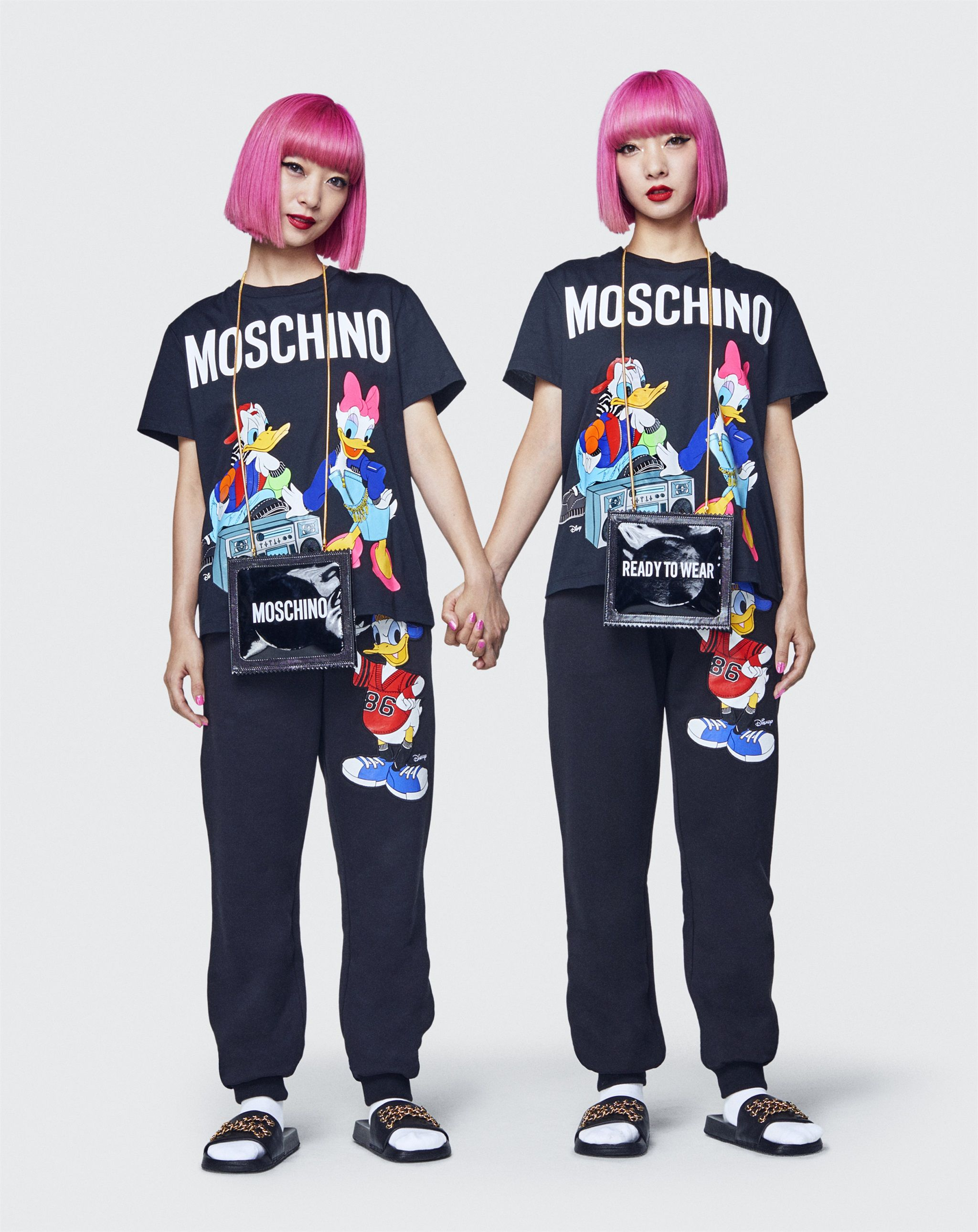 Moschino X H&m Collection Hits Sa Stores In November photo