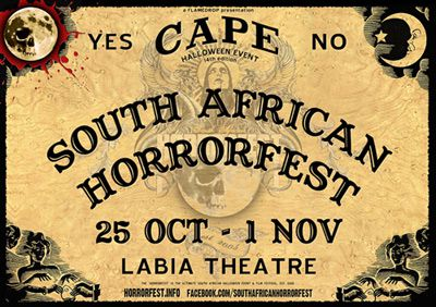 What's On At The 2018 South African Horrorfest photo