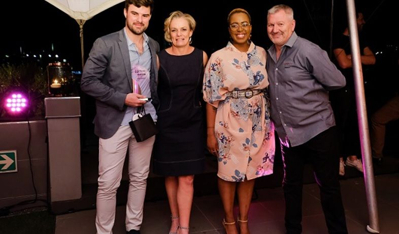 Tanqueray And Ginologist Floral Gin Triumph At Lifestyle Gin Awards photo
