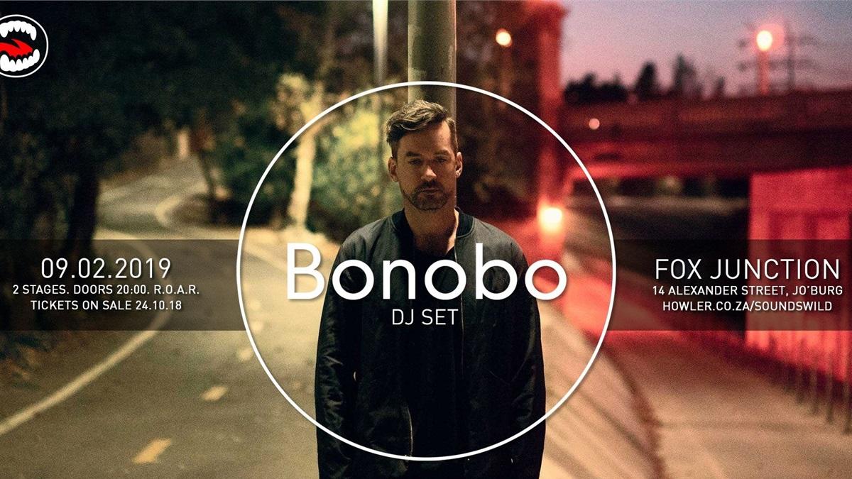 Dj Bonobo Adds Jhb Date To Sa Tour photo