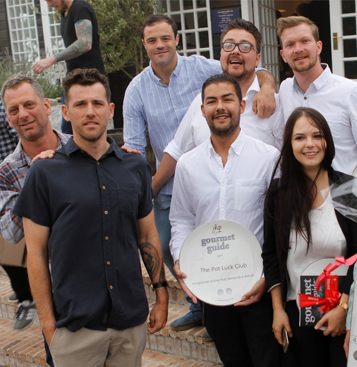 Jhp Gourmet Guide Highlights Sa's 25 Plated Chefs, Restaurants, And Recipes photo