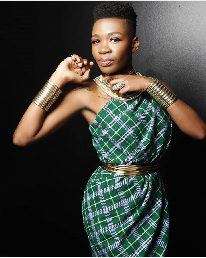 #musicexchange: Thembeka Tabia Khumalo photo
