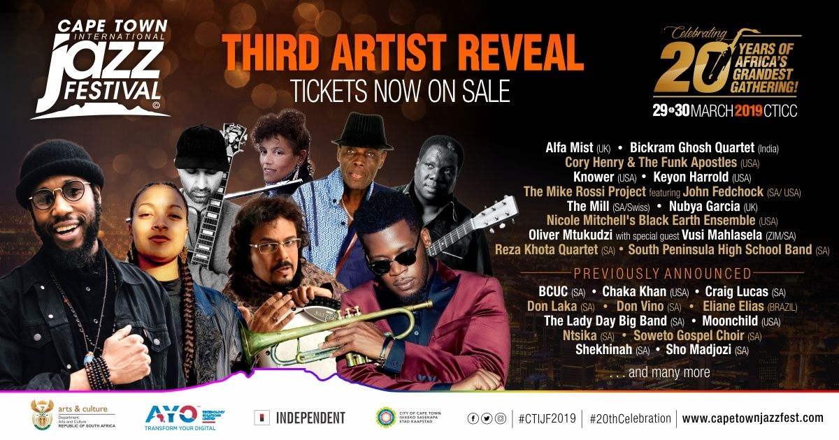 Musical Diversity Makes Jazz Festival A Truly Global Gathering photo
