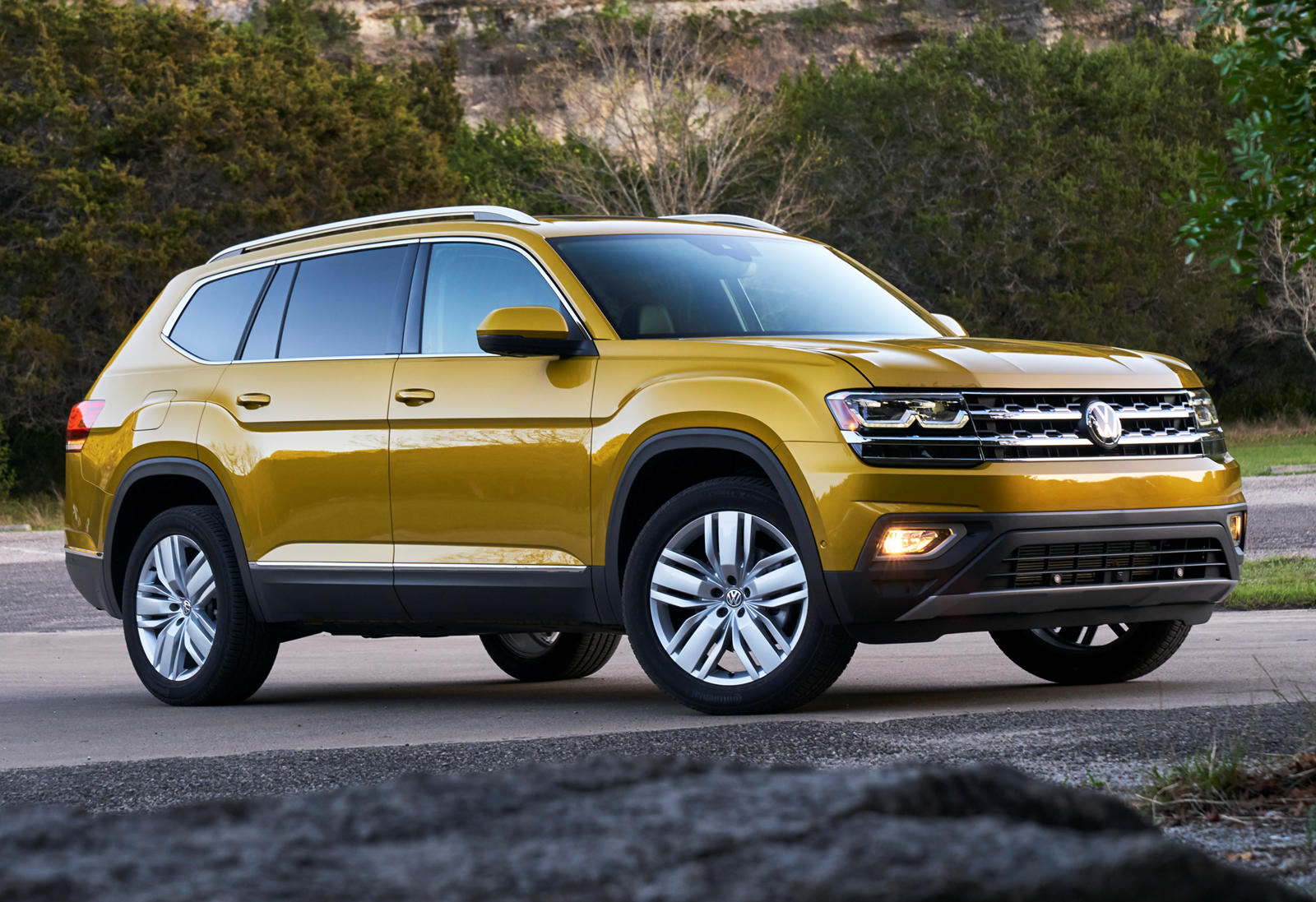 Volkswagen Atlas Now As Synonymous With Tennessee As… Jack Daniels? photo