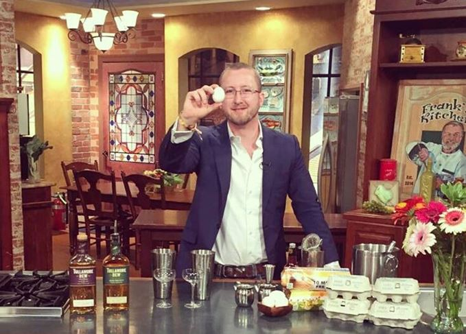 Five Minutes With?: Tim Herlihy, Tullamore Dew photo