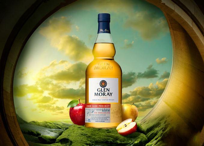 Glen Moray Cider Cask In Scotch First photo