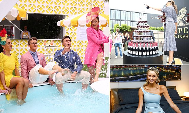 A Look At How The A-list Will Live It Up At The Melbourne Cup photo