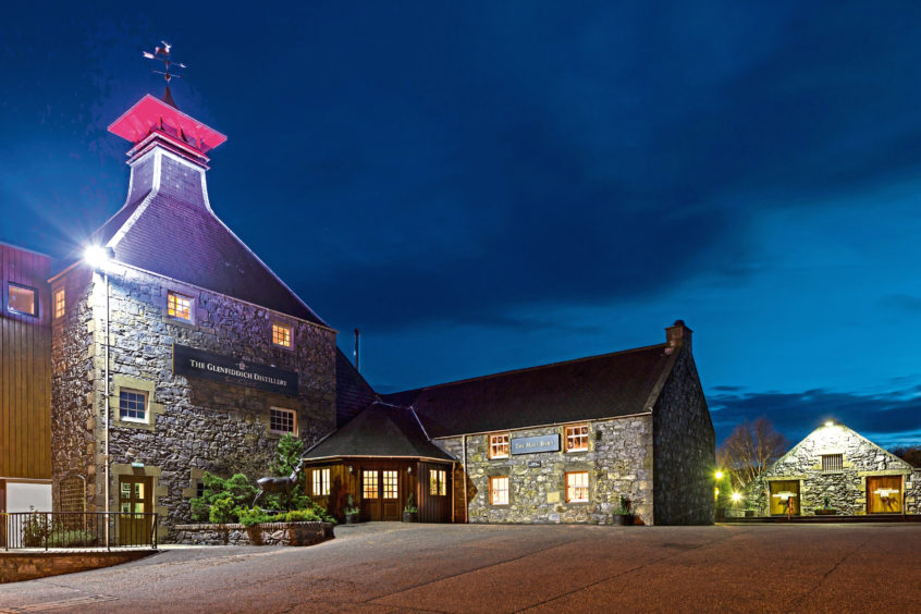 Distiller To Pour £30m Into Glenfiddich Growth photo