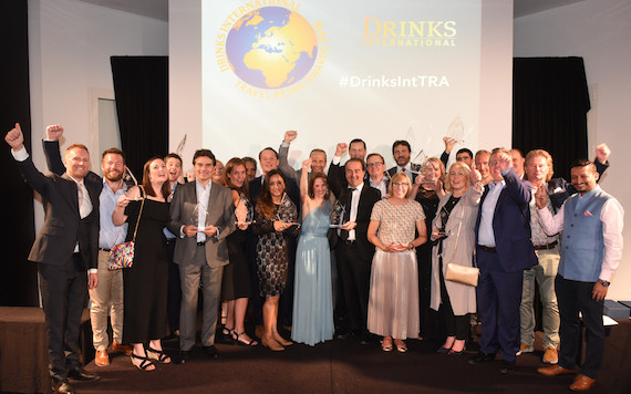 Edrington Wins Three Awards At Drinks International Travel Retail Awards 2018 photo