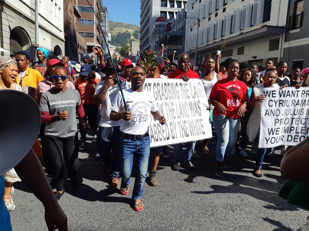 Stellenbosch Wine Farm Owners' 'land Invasion' Eviction Case Postponed photo