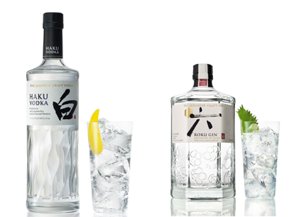 Suntory Launches Japanese Gin And Vodka In U.s. photo