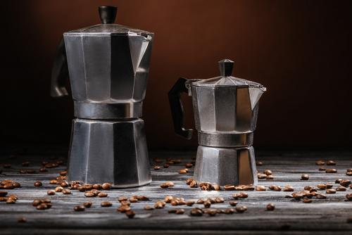 Italy's Iconic Moka Coffee Pots At Risk Of Extinction photo