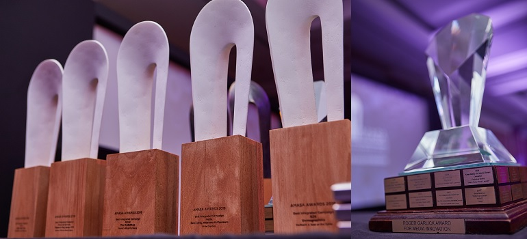 All The 2018 Amasa Award Winners photo