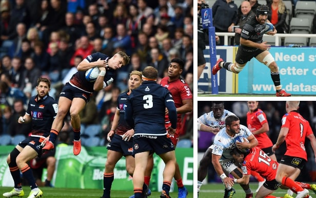 Heineken Champions Cup Team Of The Weekend: Who Shone In Round Two? photo