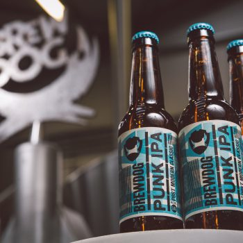 Brewdog Has Opened A Bar In Canary Wharf That Accepts Bitcoin photo
