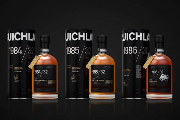 Whisky Review Roundup: Bruichladdich Rare Cask photo