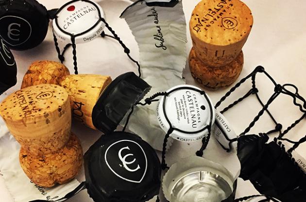 Champagne Castelnau Launches Extra Brut Champagne photo