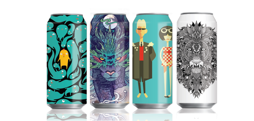 Collective Arts Brewing Enters Uk Market With Art-inspired Cans photo