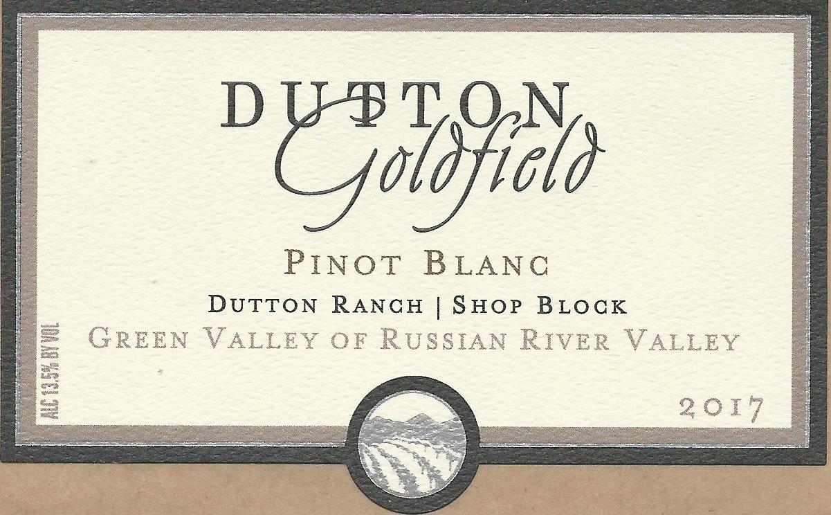 Dutton Goldfield Pinot Blanc photo