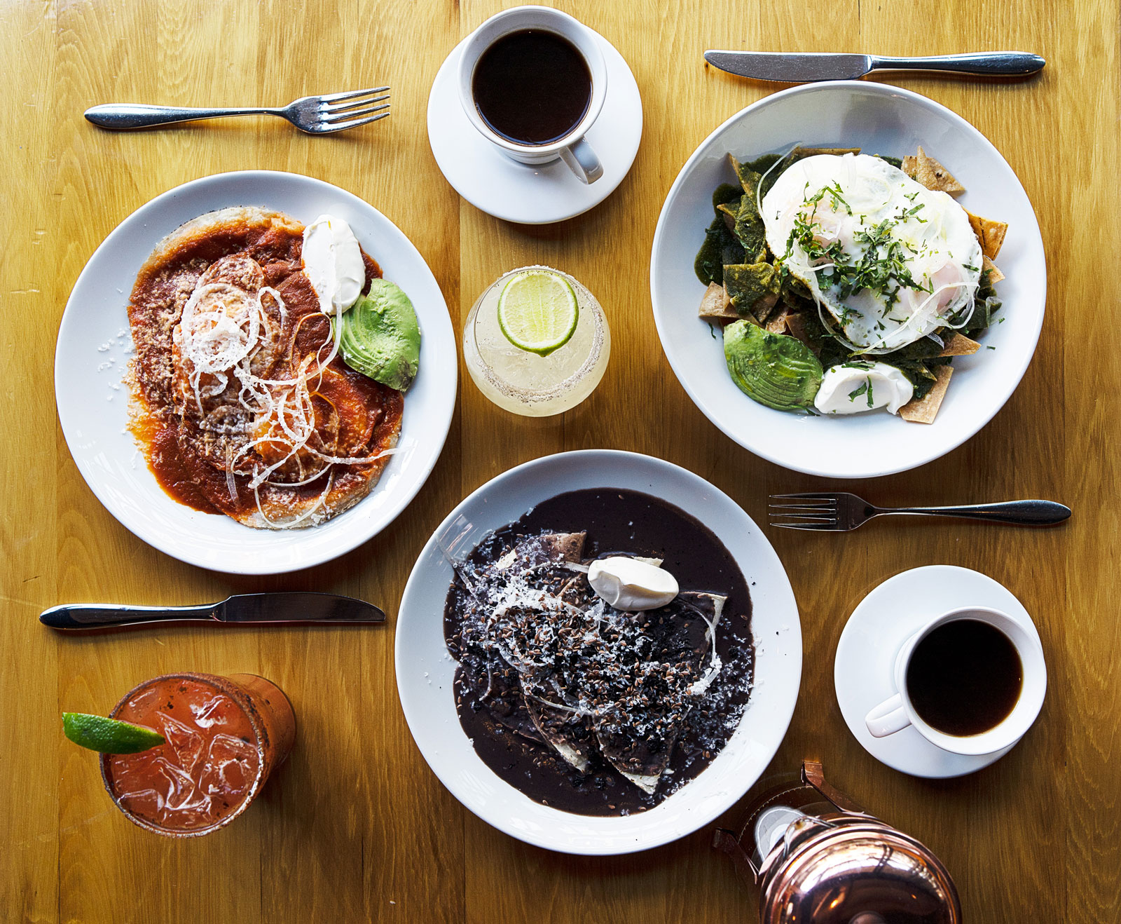 Yaletown's Acclaimed Fayuca Now Serving Brunch On Weekends photo