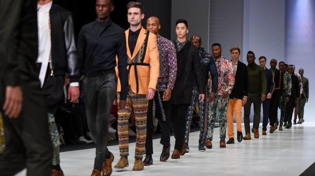 Appletiser Collections Present Innovative Designs At Sa Fashion Week #safw photo
